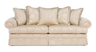 Camelot Skirt Sofa 3 Seat