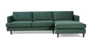 Euro Sofa Chaise plus 3 Seat