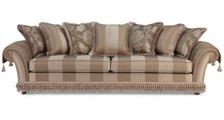 Tiffany Scatter Back Sofa 3.5 Seat