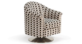 Carlton Tub Chair Swivel