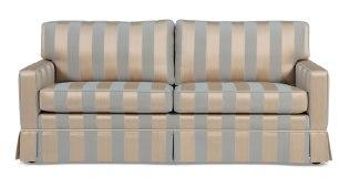 Cosmo Skirt Sofa, 2,5 seat