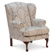 Chelsea Wing Chair http://www.sulfaro.com.au/chelsea-wing-chair.html