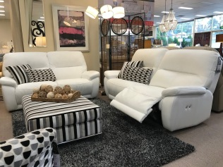 Hudson recliner sofa suite