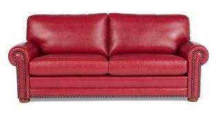 Mirage Leather 3 Seat Sofa