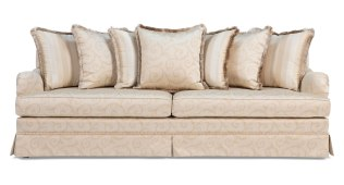 London Skirt Scatterback Sofa