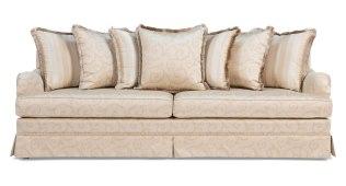 London Skirt 3.5 Seat Scatterback Sofa