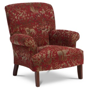 _BRI9538-Charlotte-animal-print-red-arm-chair