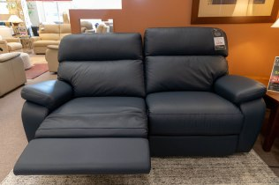 Sorrento Leather Recliner Sofa